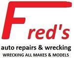 Freds Wrecking