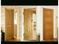 Door fitting service