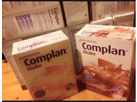 Joblot of 10 x boxes of Complan (40 sachets in total) Nutrition Drink
