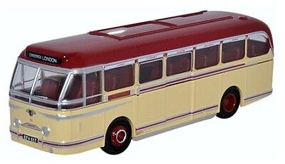 Oxford Die-Cast OO Gauge 1:76 Leyland Royal Tiger Standerwick Bus UK 76LRT008