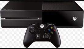 Xbox Console and games.