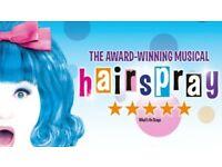 Hairspray Glasgow 6th October