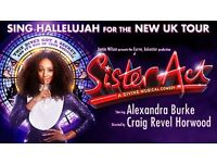 2 x Sister Act Tickets
