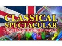 Classical Spectacular - Royal Albert Hall London - Sunday 20th November 7:30pm