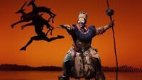 The Lion King Show - Ticket