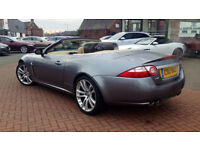 0656 JAGUAR XKR 4.2 V8 SUPERCHARGED 420 BHP AUTOMATIC CONVERTABLE 59K FSH SUPERB