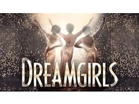 2 x Dreamgirls Tickets 30/03/2017