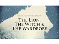 The Lion the Witch and The Wardrobe Ballet x2