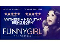 Funny Girl - Woking New Victoria Theatre 25th April