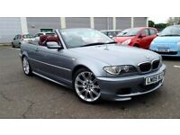 BMW 325i Sport Convertible Automatic