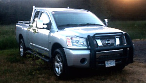 2004 Nissan Titan. The Titan of trucks