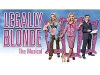4 x Legally Blonde The Musical Tickets - Sunderland Empire 17th April
