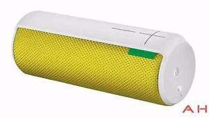 NEW ULTIMATE EARS BOOM WIRELESS BLUETOOTH SPEAKER - YELLOW