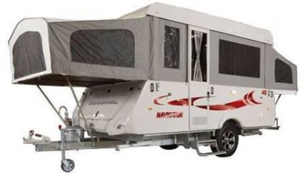 Coromal Navigator N421 Camper (2014)