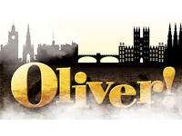 Stage Experience OLIVER by Lionel Bart @ Edinburgh Playhouse