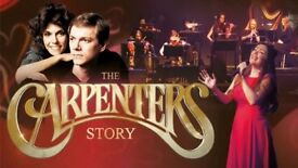 Tickets * 2 for The Carpenters Story Friday 27th July 2018 7:30pm at Liverpool Empire