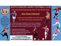 South Shields FC Ladies