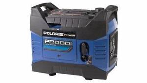 Polaris P2000I Inverter Generator - FREE SHIPPING