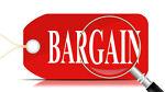We Love Bargain Hunting
