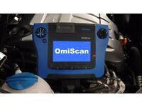 Omitec omiscan 2 garage diagnostic machine