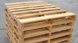 WANTED - 8 PALLETS FOR GARDENING PROJECT