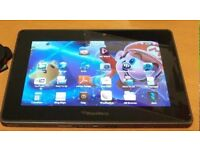 Blackberry PlayBook Tablet 64GB Excellent Condition Ideal Xmas Present Can Deliver