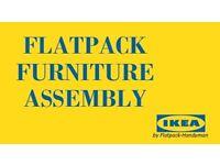 Flat Pack Handymen Furniture Assembly Installation Service £22/PH