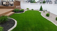 Synthetic grass / Artificial turf