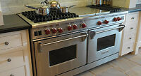 Same Day Oven cooktop Range Repair & Install Free check $60off