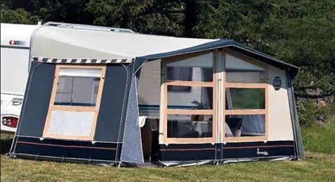 Isabella Opus 250 Awning Ltd Edition 975cm In Walsall