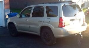 2005 Mazda Tribute not work