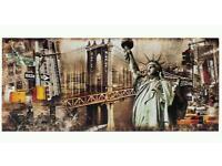 New york large canvas
