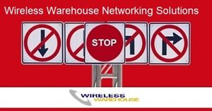 In-Site Business/Home  Wireless Warehouse Networking Solutions