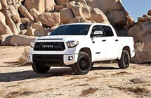 2017 Genuine Toyota Tundra Trd Pro Grille Grill 53100 0c260 A0 Oem
