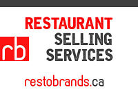Need Help Selling your Restaurant ? Call Restobrands