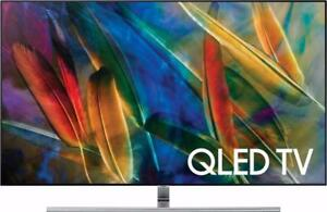 Extreme Saving Weekend on Samsung 65 Inch QLED 4K Ultra HD with High Dynamic Range TV - QN65Q7FAMF - 2017 model