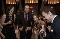 Book a Magician for your Black Tie, Christmas or Cocktail Party