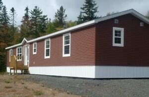 3 bedroom 2 bathroom mini home for $335.00 oac!