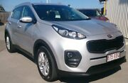 2017 Kia Sportage QL MY17 Si AWD Silver 6 Speed Sports Automatic Wagon Pialba Fraser Coast Preview