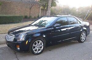 2006 Cadillac CTS V6 2.8ltr leather seats Sedan