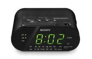 Radio réveil matin Dream Machine de Sony