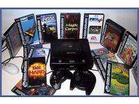 wanted - SEGA SATURN console & games