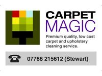 Carpet Magic! Carpet & Upholstery Cleaning Service (Bristol, Carpet Cleaner)