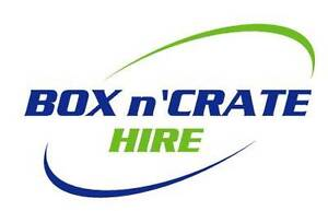 Box'n Crate Hire O'Connor Fremantle Area Preview