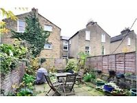 One Bedroom Garden Flat between Clapham North and Brixton with Large Private Garden *high ceilings*