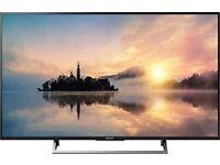 SONY 43 INCH 4K ULTRA HD SMART LED TV (KD43XE7093)