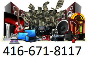 ★TOP CA$H FOR ALL YOUR ELECTRONICS★GAMING CONSOLES, DRONES,+MORE