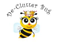 De-Clutter Bug service, regular cleaning, gardening, shopping etc