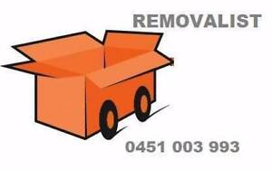 REMOVALIST-valued for price 0451.00.399.3 Ashwood Monash Area Preview