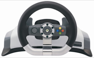 XBOX 360 + racing wheel 120G 2 cont+ games+ hddvd + planet earth